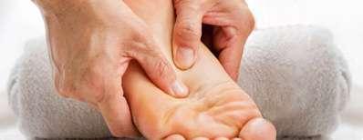 8 فایده ماساژ پاها قبل از خواب