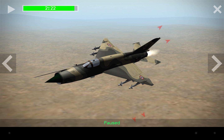 دانلود بازی زیبای Strike Fighters 2.5.0 در سبک هواپیمایی برای آندروید