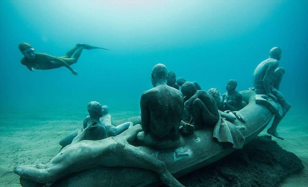 اولین موزه مجسمه سازی در زیراب در اروپا