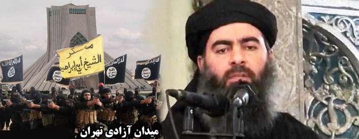 حمله قریب الوقوع داعش به ایران!