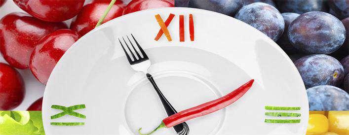 آیا آهسته خوردن واقعاً به کاهش وزن کمک می کند؟