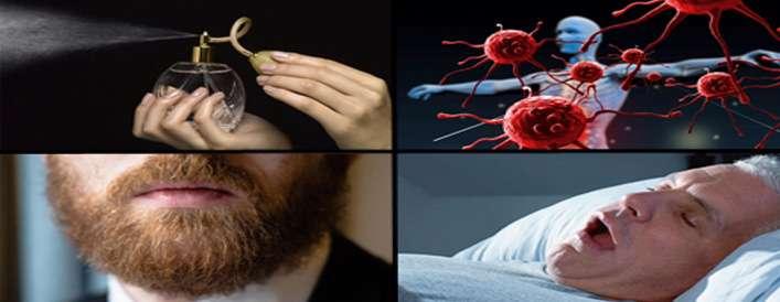 بیماری کبد، آلرژن های خانه و فواید سلامتی ریش