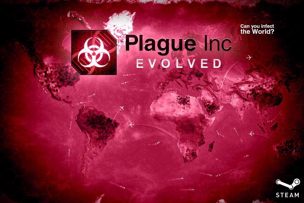 دانلود بازی استراتژیک و جذاب Plague Inc Evolved PLAZA برای کامپیوتر
