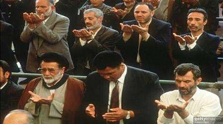 محمدعلی کلی: من در مقابل امام خمینی چون پر کاهی در مقابل کوه هستم