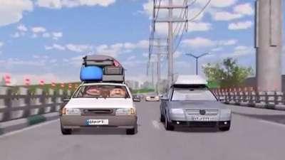 بار اضافی و غیراستاندارد خودرو