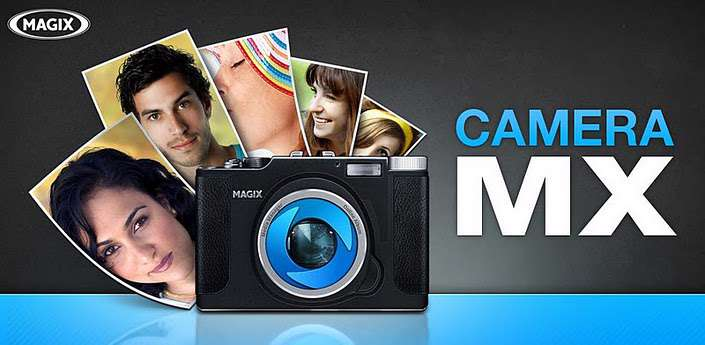 دانلود برنامه دوربین برای اندروید Camera MX 4.7.161