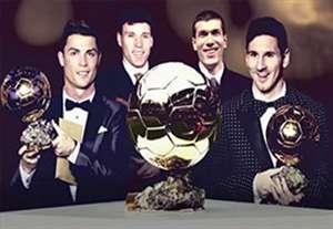 ستارگان برتر تاریخ فوتبال که به توپ طلا نرسیدند