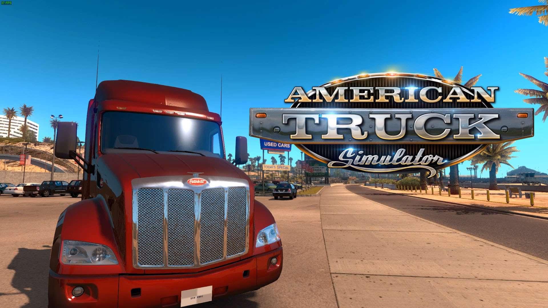 دانلود بازی جالب شبیه ساز رانندگی با کامیون American Truck Simulator Arizona SKIDROW برای رایانه