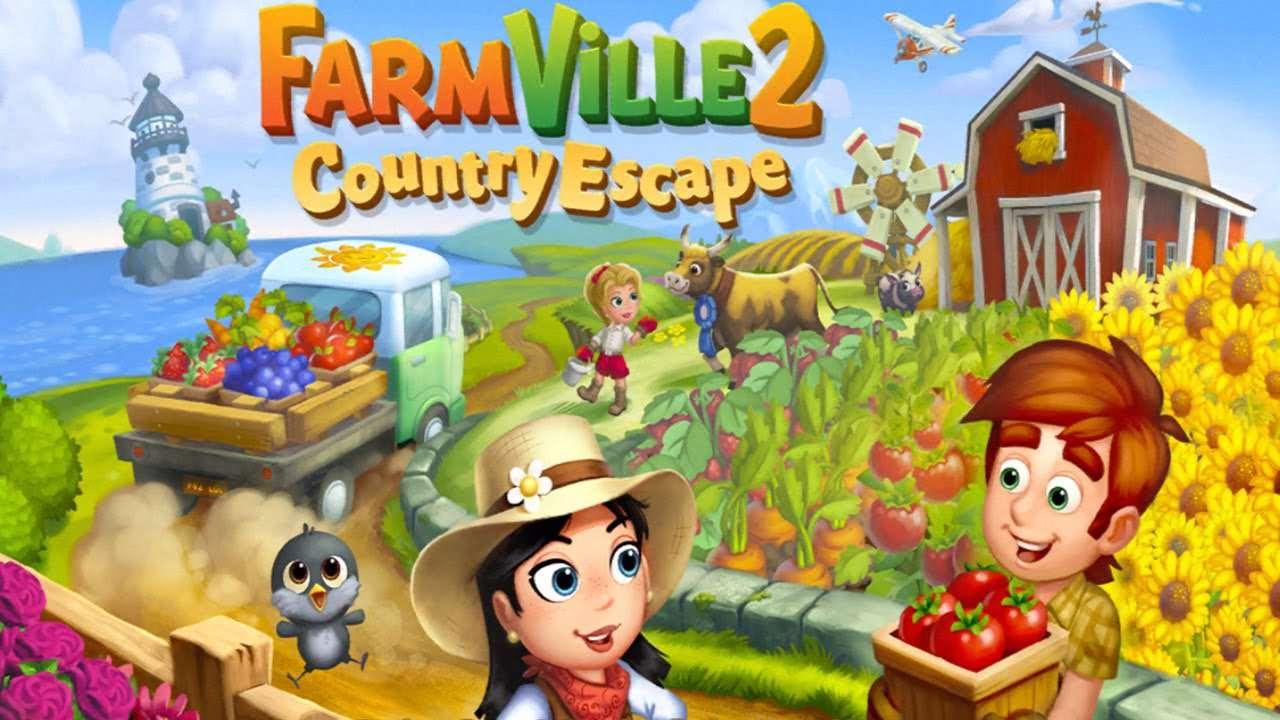 دانلود بازی استراتژیک FarmVille 2 Country Escape 9.6.2244 برای اندروید