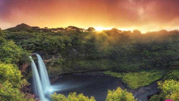 این جزیره زیباترین ایالت آمریکاست
