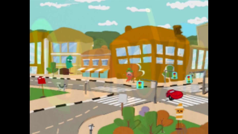انیمیشن شهر ما