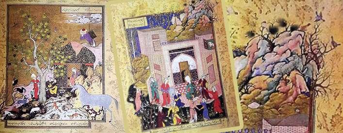 داستان حضرت یوسف علیه السلام در نگارگری(بخش دوم)