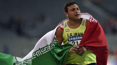 احسان حدادی: به جای قول مدال به فکر رکورد خوب هستم