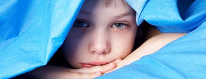 علل مشکلات شبانه کودک