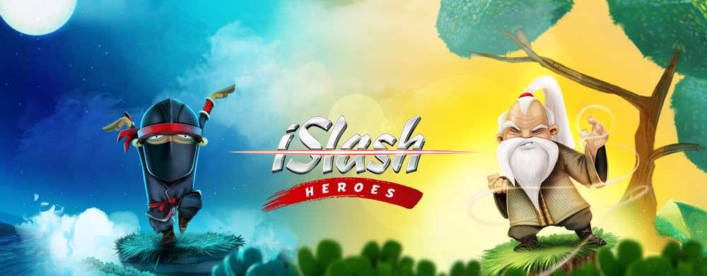 دانلود بازی islash heroes 2 v1.7.1  برای اندروید