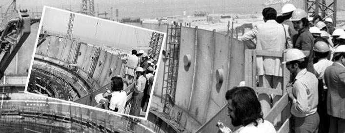 فعالیت های هسته ای ایران از زمان پهلوی تا کنون