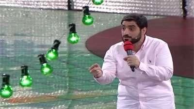 شعر خوانی سید محید بنی فاطمه در خندوانه