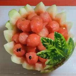 میوه آرایی / هندوانه