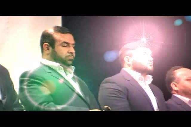 کلیپ زیبای اجرای گروه تواشیح عترت درباره امام رضا علیه السلام