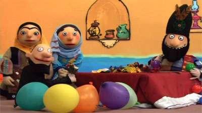 شکرستان عروسکی / قسمت دوم