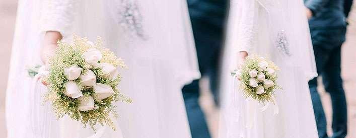حریم خصوصی عروس و داماد در شب عروسی