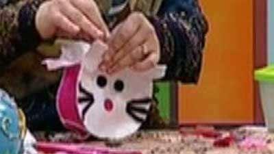 کیف دخترانه نمدی (2)