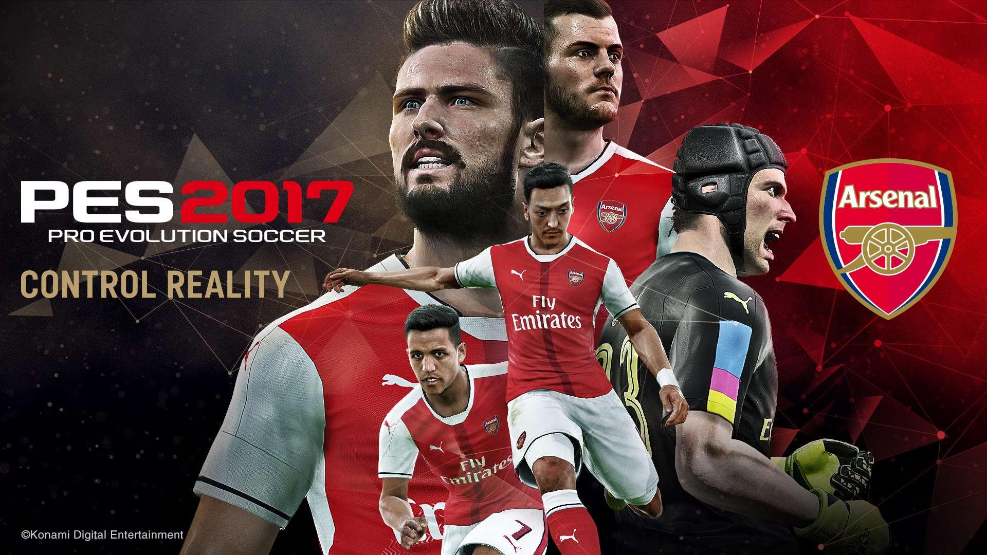 نیم نگاهی به Pro Evolution Soccer 2017