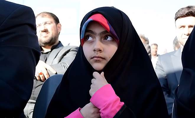 آرمیتا رضایی نژاد از جنگ می گوید