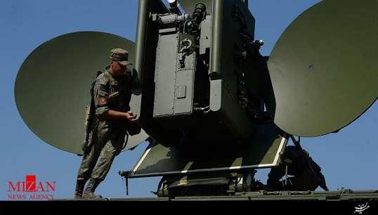 آزمایش سلاح جدید رادیو الکترونیکی روسیه