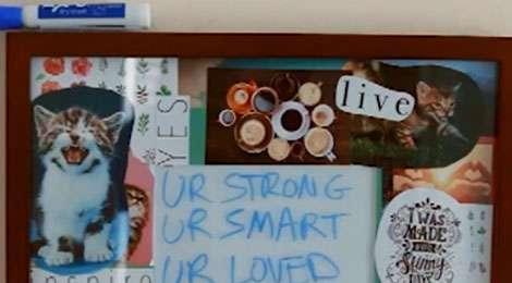 فیلم/ تابلوی یادداشت دیواری بسازید