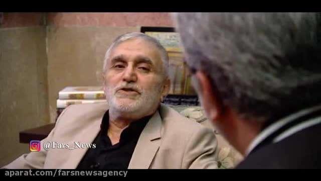 بدون تعارف با حاج منصور