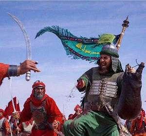 سکانس حذف شده شهادت حضرت عباس(ع) در سریال «مختارنامه»