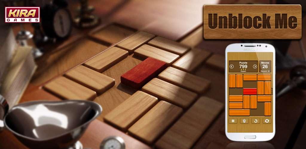 دانلود بازی فکری و زیبای Unblock Me 1.6.0.4 برای اندروید