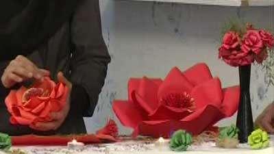 گل رز بزرگ