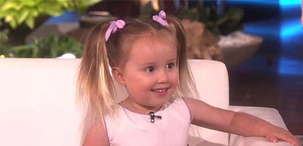 این دختر نابغه را ببینید و شگفت زده شوید!