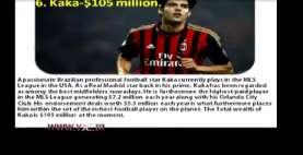 ثروتمندترین فوتبالیستهای سال ۲۰۱۶