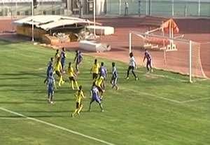 خلاصه بازی استقلالاهواز 0-1 سپیدرود