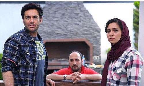 سکانسی از جدیدترین فیلم «محمدرضا گلزار»