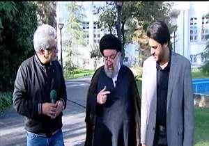گفتگوی صمیمانه با سید احمد خاتمی