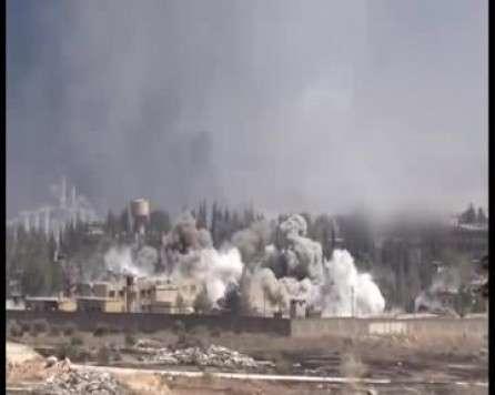 عملیات ارتش سوریه در شرق حلب