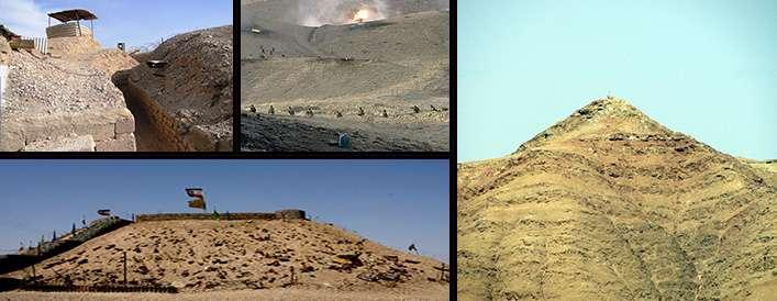 دیدار از خاطرات جنگ در استان ایلام