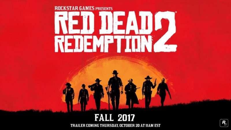 اولین تریلر بازی Red Dead Redemption 2 را تماشا کنید