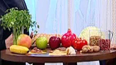 تغذیه سالم برای قلب