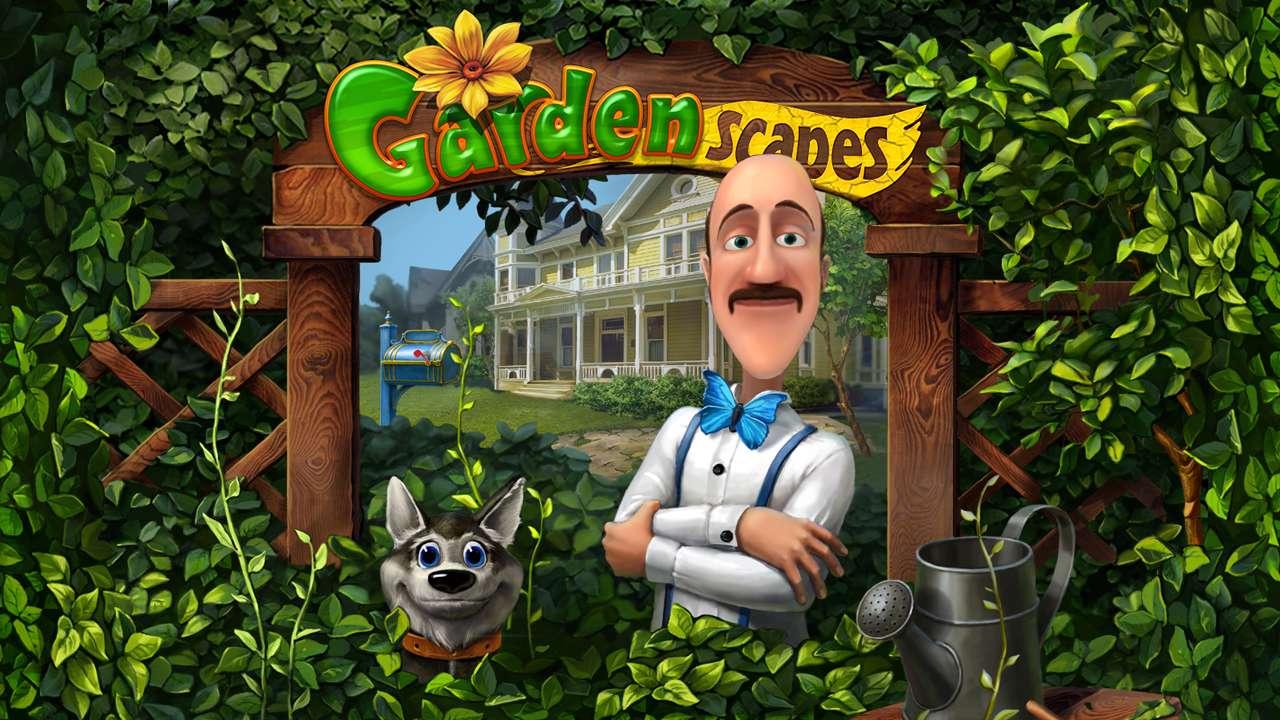 دانلود بازی باغبانی Gardenscapes 2.6.2 برای اندروید