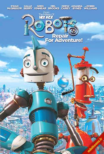 رباتها - Robots