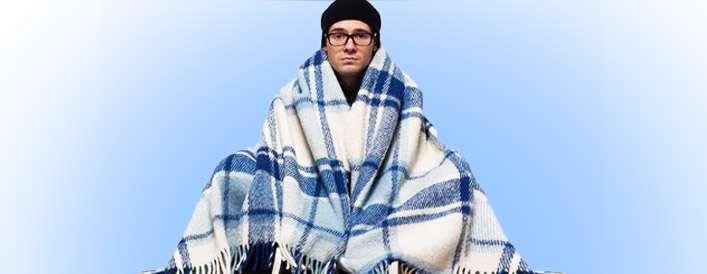 بدن در هوای سرد چه تغییری می کند؟