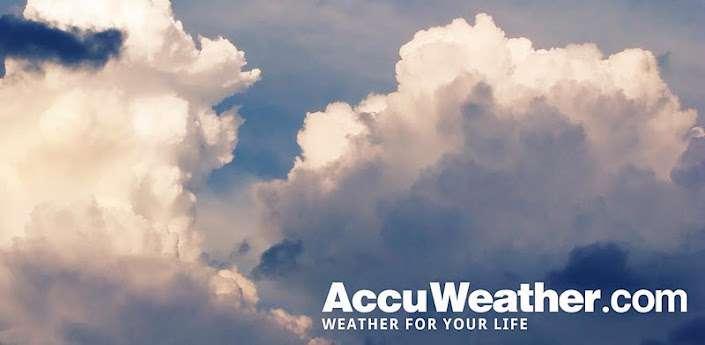 دانلود برنامه معروف هواشناسی AccuWeather Platinum 5.3.4 برای اندروید