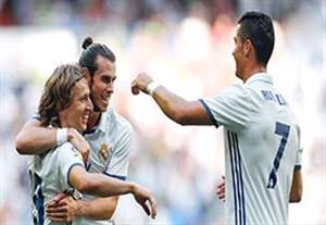 بازیکنان رئال مادرید در لیست نامزدهای کسب توپ طلا