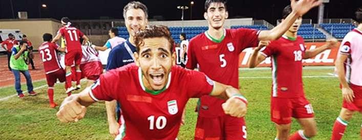 یکه تازی فوتبال ایران