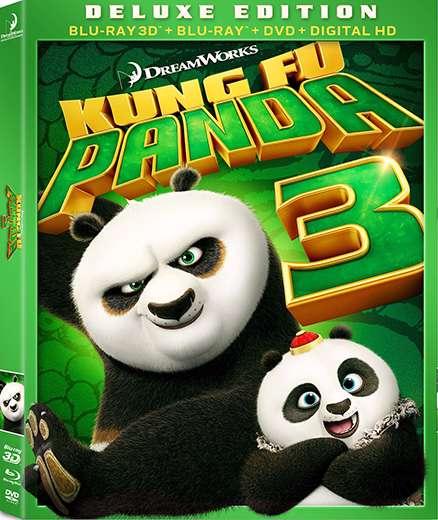 دانلود دوبله فارسی پاندای کونگ فوکار ۳ – Kung Fu Panda 3